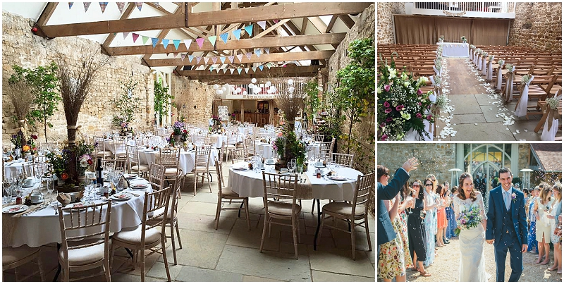 The Tythe Barn Symondsbury, barn weddings, Devon weddings