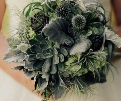 botanical wedding trend for 2017