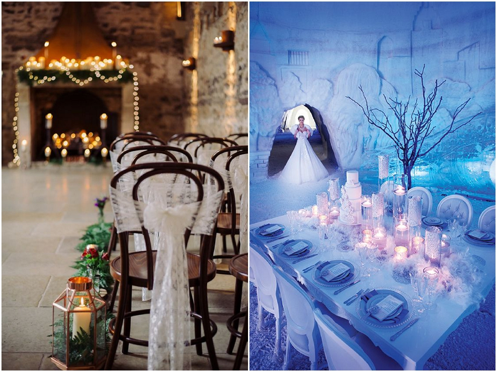 Frost, Ice and Winter Spice Inspiration