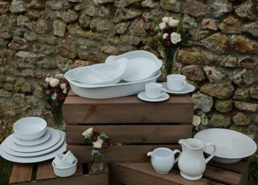 China Hire Devon, Crockery Hire, Devon Tableware Hire